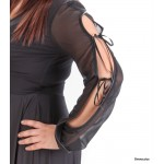 Официална дълга рокля рокля TINA | SIRENA plus онлайн магазин за модерна макси мода