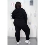 Спортен панталон с висока талия