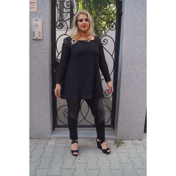 Черно пуловерче |SIRENA plus онлайн магазин