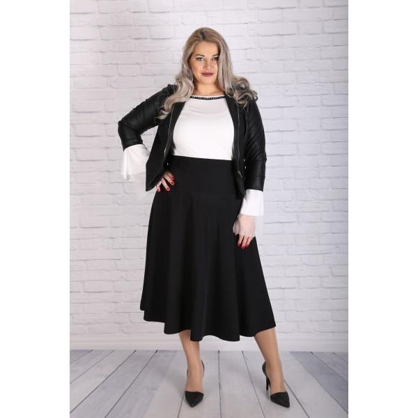Нов модел кожено яке  | Онлайн магазин за модерна макси мода