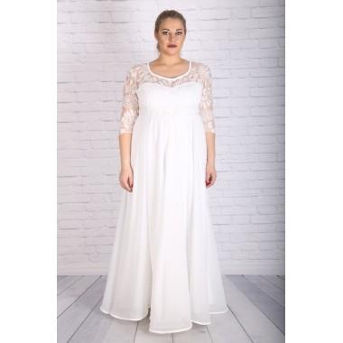 Нашата СВАТБЕНА рокля | Онлайн магазин за модерна макси мода
