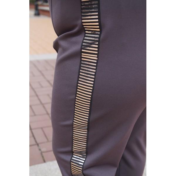 Панталон с кант | SIRENA plus модерна макси мода
