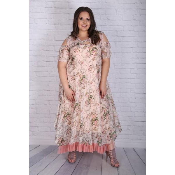 """Ефирна лятна рокля """"Керана""""   Онлайн магазин за модерна макси мода"""