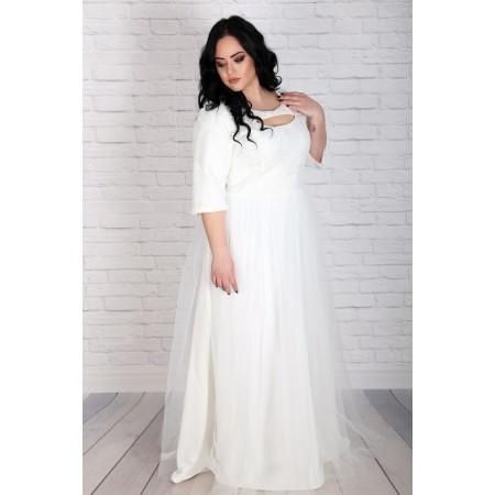 """Нова статбена рокля """"Рафаела"""""""