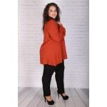 """Есенна риза """"ОХРА""""   Онлайн магазин за модерна макси мода"""
