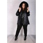Елегантно зимно яке | Онлайн магазин за модерна макси мода