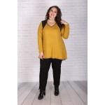 Елегантен бял пуловер | Онлайн магазин за модерна макси мода