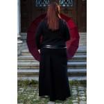Дълга рокля с апликация | SIRENA plus онлайн магазин