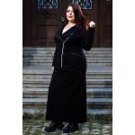 Вталено сако със странично закопчаване | SIRENA plus онлайн магазин