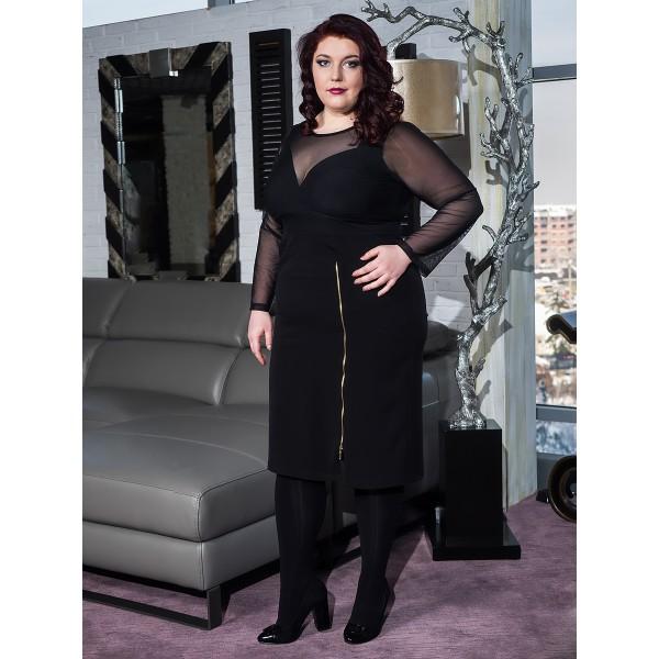 Права рокля SARA | Онлайн магазин за модерна макси мода SIRENA plus