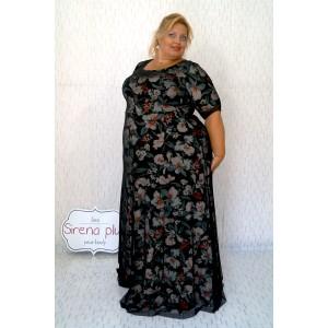 """Дълга официална рокля """"Леда"""""""