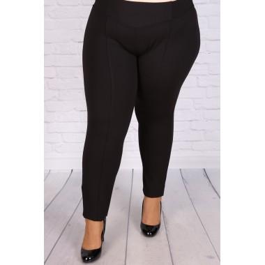 Макси прав стегнат клин-панталон | Онлайн магазин за модерна макси мода