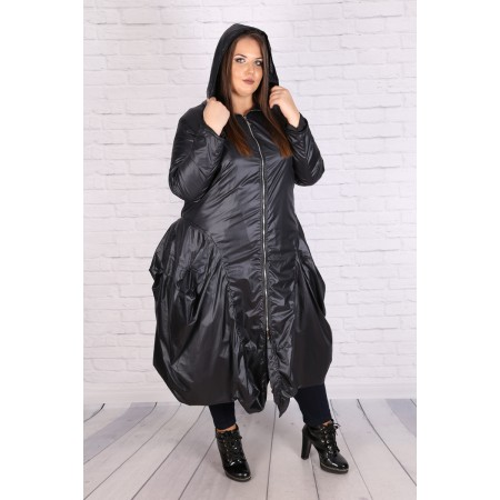 Макси манто от непромокаем шушляк   Онлайн магазин за модерна макси мода
