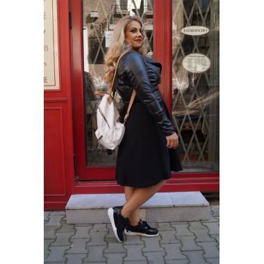 Късо кожено яке МАРАЯ |SIRENA plus онлайн магазин