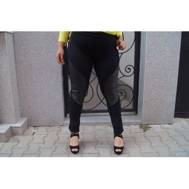 Дамски кожен клин |SIRENA plus онлайн магазин
