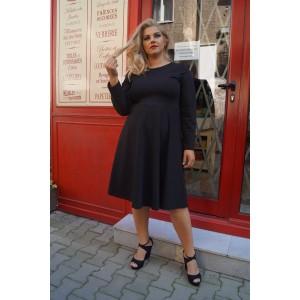 Черна рокля Класик