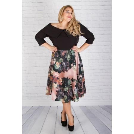 Къса официална рокля ДЖУЛИ | Онлайн магазин за модерна макси мода