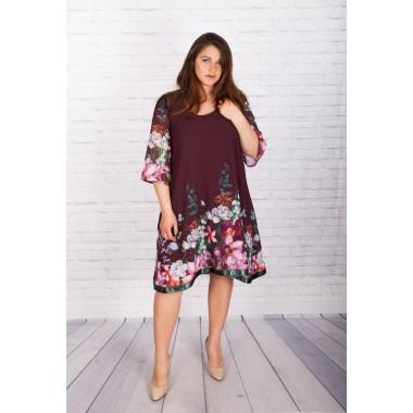 Рокля от шифон | Онлайн магазин за модерна макси мода SIRENA plus